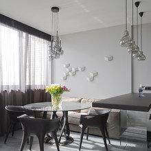 Фотография: Кухня и столовая в стиле Хай-тек, Квартира, Минимализм, Проект недели – фото на InMyRoom.ru