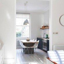 Фото из портфолио Блестящий скандинавский стиль – фотографии дизайна интерьеров на INMYROOM