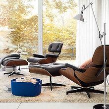 Фотография: Гостиная в стиле Современный, Декор интерьера, Мебель и свет, Кресло – фото на InMyRoom.ru