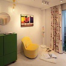 Фото из портфолио Романтическая квартира на Сиреневом бульваре – фотографии дизайна интерьеров на InMyRoom.ru