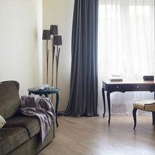 Фотография: Гостиная в стиле Кантри, Классический, Современный, Квартира, Проект недели – фото на InMyRoom.ru