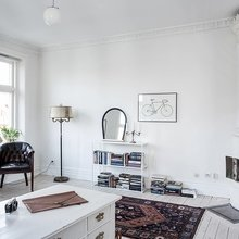 Фото из портфолио Nordhemsgatan 68, Linnéstaden – фотографии дизайна интерьеров на INMYROOM