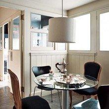 Фотография: Кухня и столовая в стиле Кантри, Скандинавский, Эклектика, Декор интерьера, Квартира, Франция, Дома и квартиры – фото на InMyRoom.ru