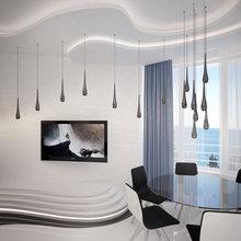 Фото из портфолио Утонченный модерн – фотографии дизайна интерьеров на INMYROOM