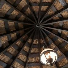 Фотография: Декор в стиле Кантри, Современный, Кухня и столовая, Дом, Дома и квартиры, Беседка – фото на InMyRoom.ru