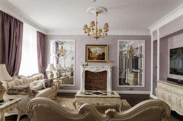 Фотография: Спальня в стиле , Гостиная, Декор интерьера, Квартира, Дом, Дача – фото на InMyRoom.ru
