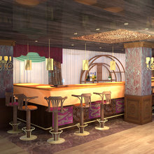 Фото из портфолио Buddha Bar, ресторан в Москве. – фотографии дизайна интерьеров на InMyRoom.ru