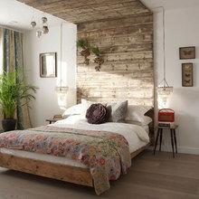Фотография: Спальня в стиле Кантри, Декор интерьера, DIY, Мебель и свет – фото на InMyRoom.ru