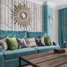Фотография: Гостиная в стиле Кантри, Декор интерьера, Квартира, Дом, Декор, Бирюзовый – фото на InMyRoom.ru