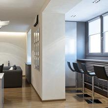 Фото из портфолио Квартира в Чебоксарах – фотографии дизайна интерьеров на INMYROOM