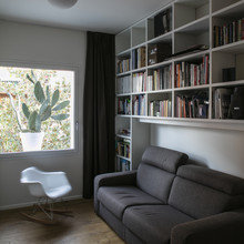 Фото из портфолио Интерьер квартиры в Риме – фотографии дизайна интерьеров на INMYROOM