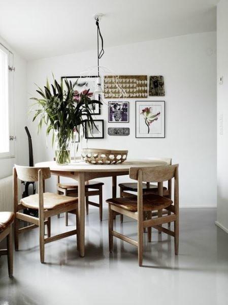 Фотография: Кухня и столовая в стиле Скандинавский,  – фото на InMyRoom.ru