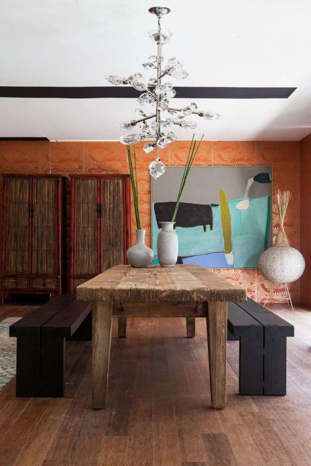 Фотография: Кухня и столовая в стиле Прованс и Кантри, Классический, Современный, Эклектика, Декор интерьера, Дом, Дома и квартиры – фото на InMyRoom.ru
