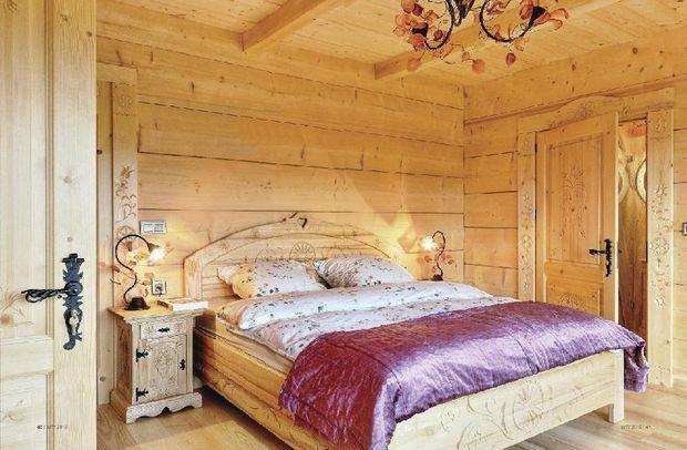 Фотография: Спальня в стиле Кантри, Декор интерьера, Дом, Польша, Дом и дача – фото на InMyRoom.ru