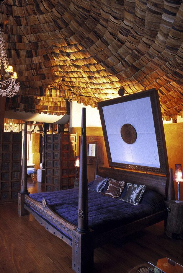 Фотография: Спальня в стиле Прованс и Кантри, Классический, Современный, Дом, Дома и квартиры – фото на InMyRoom.ru
