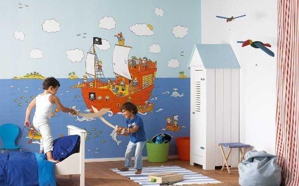 Фотография: Спальня в стиле Современный, Детская, Декор интерьера, Интерьер комнат, Мебель и свет – фото на InMyRoom.ru