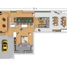 Фотография: Планировки в стиле , Декор интерьера, Дом, Дома и квартиры, Проект недели – фото на InMyRoom.ru