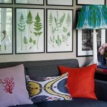 Фото из портфолио Потрясающий, светлый интерьер с акцентом на орнамент – фотографии дизайна интерьеров на INMYROOM