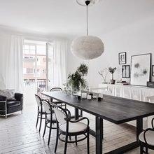 Фото из портфолио МАГИЯ черно-белого интерьера – фотографии дизайна интерьеров на INMYROOM