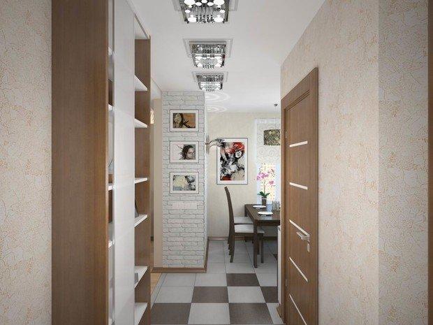 Фотография: Прихожая в стиле Современный, Кухня и столовая, Советы, Finnish – фото на InMyRoom.ru