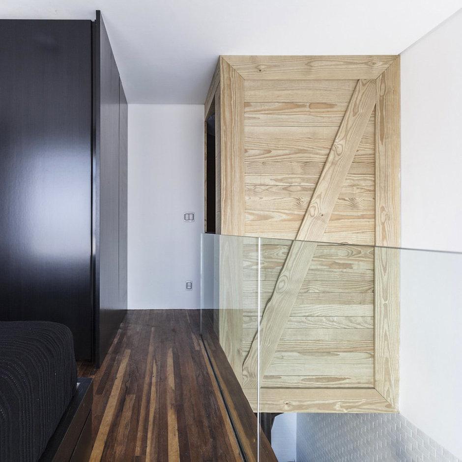 Фотография:  в стиле Современный, Малогабаритная квартира, Квартира, Дома и квартиры, Проект недели – фото на InMyRoom.ru