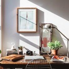Фото из портфолио Промышленно-современная квартира в Бруклине – фотографии дизайна интерьеров на InMyRoom.ru