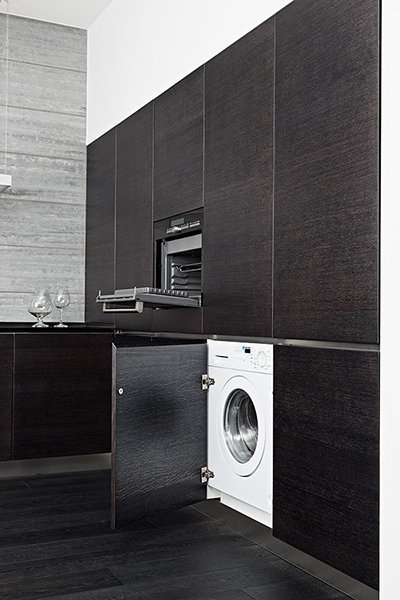 Фотография: Кухня и столовая в стиле , Декор интерьера, Квартира, Стиль жизни, Советы, Встраиваемая техника – фото на InMyRoom.ru