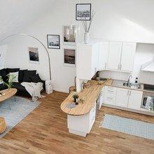 Фото из портфолио Hvitfeldtsgatan 2A, Kungshöjd  – фотографии дизайна интерьеров на INMYROOM