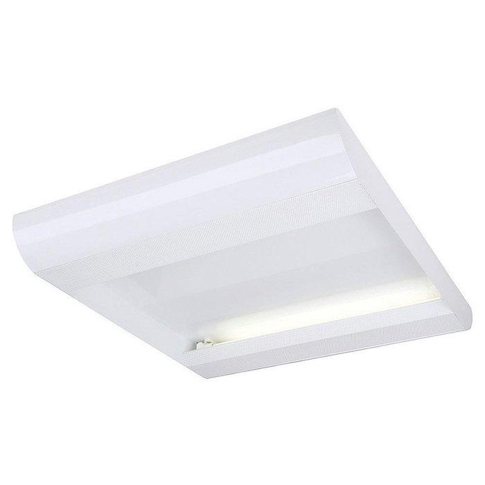 Светильник накладной с ЭПРА SLV TC Indi белый