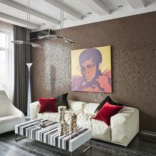 """Фото из портфолио таунхауз 200м """"Ретрофутуризм"""" – фотографии дизайна интерьеров на INMYROOM"""