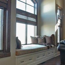 Фотография: Декор в стиле Скандинавский, Дизайн интерьера, Большие окна – фото на InMyRoom.ru