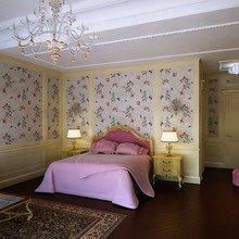 Фото из портфолио Спальня классическая. – фотографии дизайна интерьеров на INMYROOM