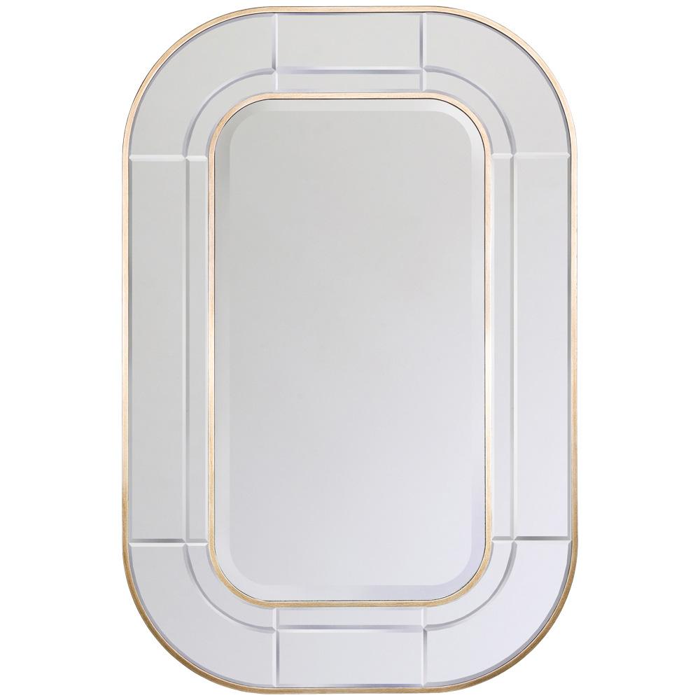 Купить Настенное зеркало сати с контурным фацетом, inmyroom, Россия