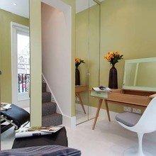 Фотография: Офис в стиле Современный, Декор интерьера, Малогабаритная квартира, Квартира, Дома и квартиры, Лондон, Квартиры – фото на InMyRoom.ru