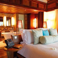 Фотография: Спальня в стиле Кантри, Дома и квартиры, Городские места, Отель, Проект недели – фото на InMyRoom.ru