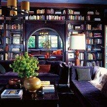 Фотография: Гостиная в стиле , Дом, Дома и квартиры, Интерьеры звезд, Калифорния – фото на InMyRoom.ru