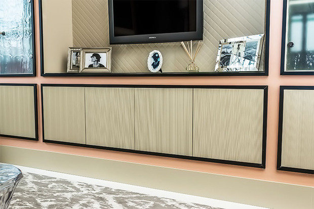 Фотография:  в стиле , Кабинет, Интерьер комнат – фото на InMyRoom.ru