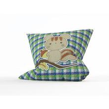 Диванная подушка: Бурундучок