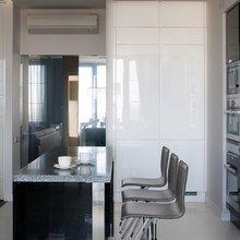 Фото из портфолио Квартира (общая площадь - 129 м) – фотографии дизайна интерьеров на INMYROOM