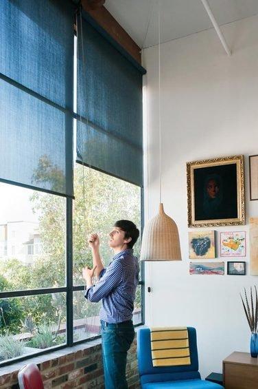 Фотография: Прихожая в стиле Прованс и Кантри, Лофт, Дом, Дома и квартиры, Калифорния – фото на InMyRoom.ru