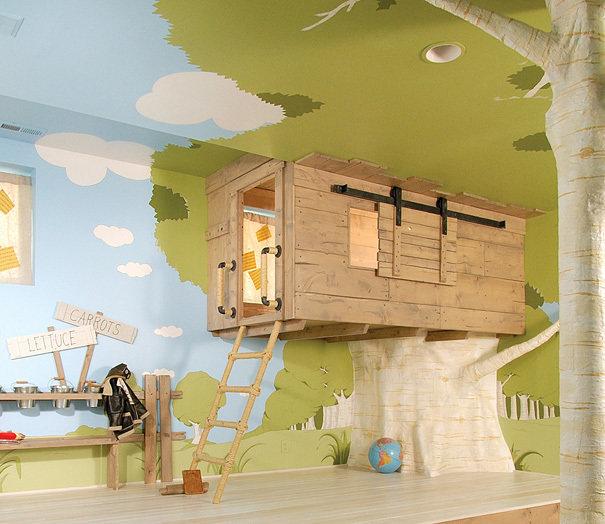 Фотография: Детская в стиле Кантри, Современный, Эклектика, Декор интерьера, Декор дома – фото на InMyRoom.ru