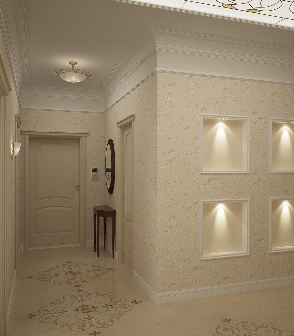 Фотография: Прихожая в стиле Классический, Квартира, Дома и квартиры, Москва – фото на InMyRoom.ru