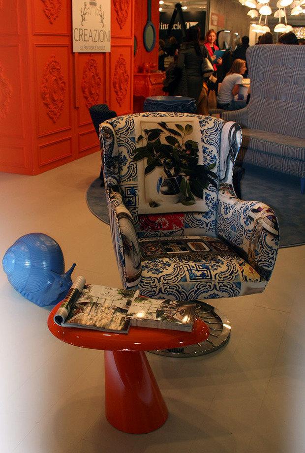 Фотография: Мебель и свет в стиле Современный, Эклектика, Artemide, Flos, PROVASI, Индустрия, События, Маркет, Мягкая мебель, Missoni, Пэчворк, Porada, LLADRO – фото на InMyRoom.ru