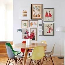 Фотография: Кухня и столовая в стиле Скандинавский, Стиль жизни, Советы, Постеры, Винтаж – фото на InMyRoom.ru