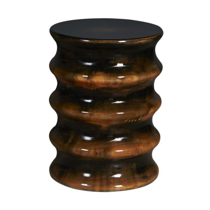 Деревянный столик-табурет