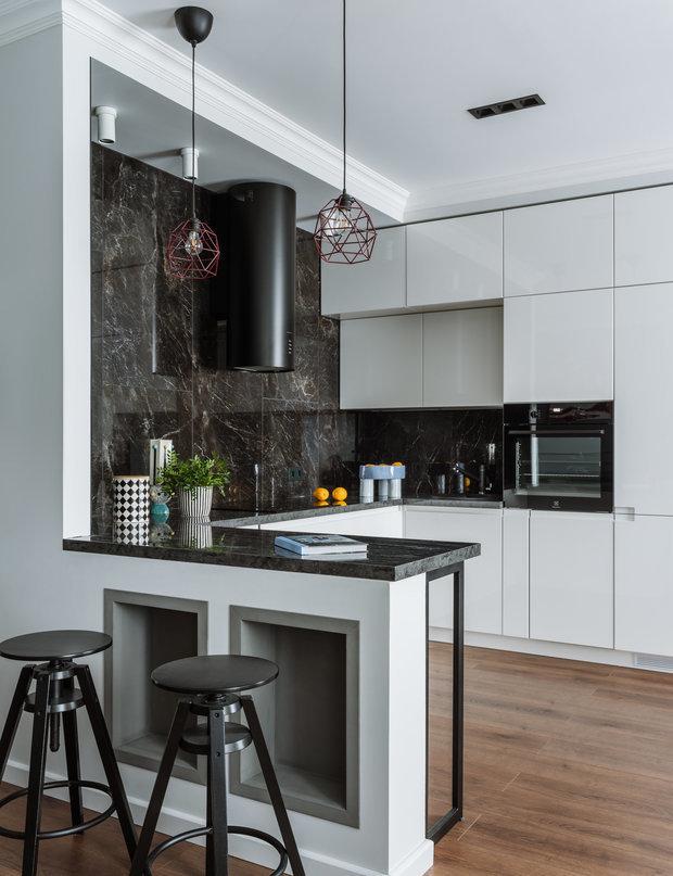 Фотография: Кухня и столовая в стиле Современный, Советы, ошибки дизайнера – фото на INMYROOM