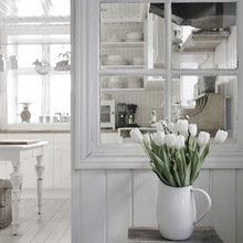 Фотография: Кухня и столовая в стиле Кантри, Декор интерьера, Декор дома, Ширма, Перегородки – фото на InMyRoom.ru
