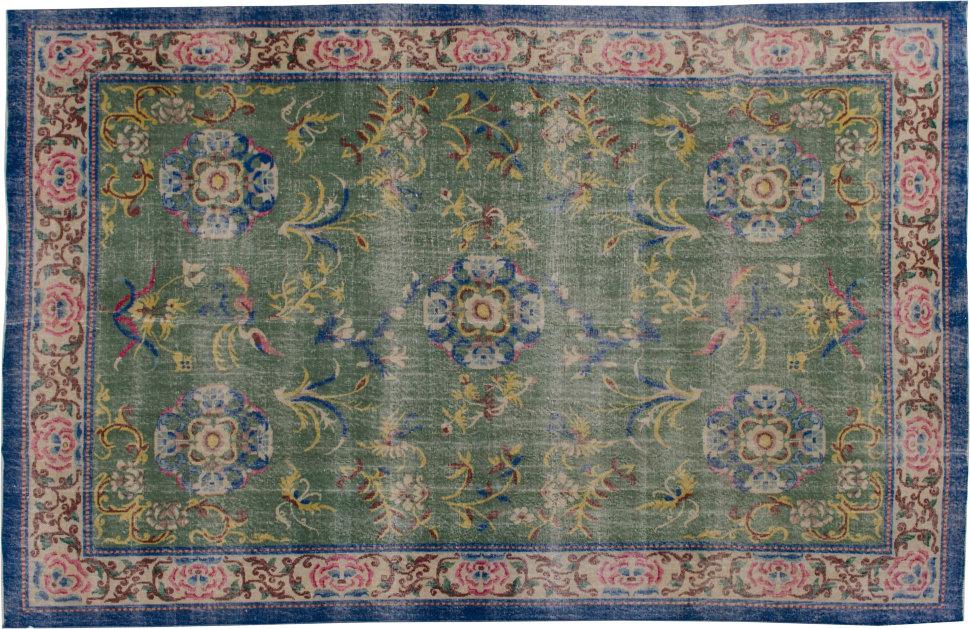 Купить Винтажный ковер 313x214, inmyroom, Иран