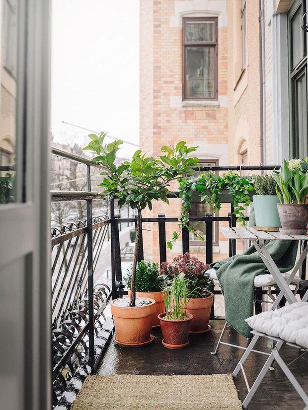 Фотография: Балкон в стиле Скандинавский, Перепланировка, Gorod, Алексей Паршин – фото на INMYROOM