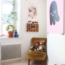Фото из портфолио Дом для творческих экспериментов – фотографии дизайна интерьеров на INMYROOM